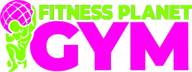 fitness planet gym logo